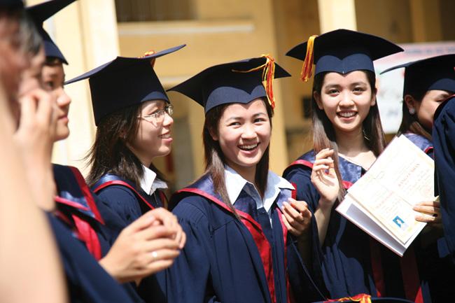 Lời khuyên cho sinh viên châu Á