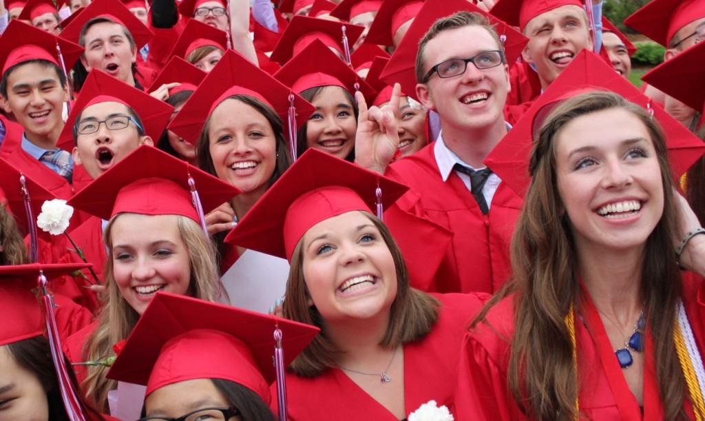 Graduation Dorm Groundbreaking 2014 635