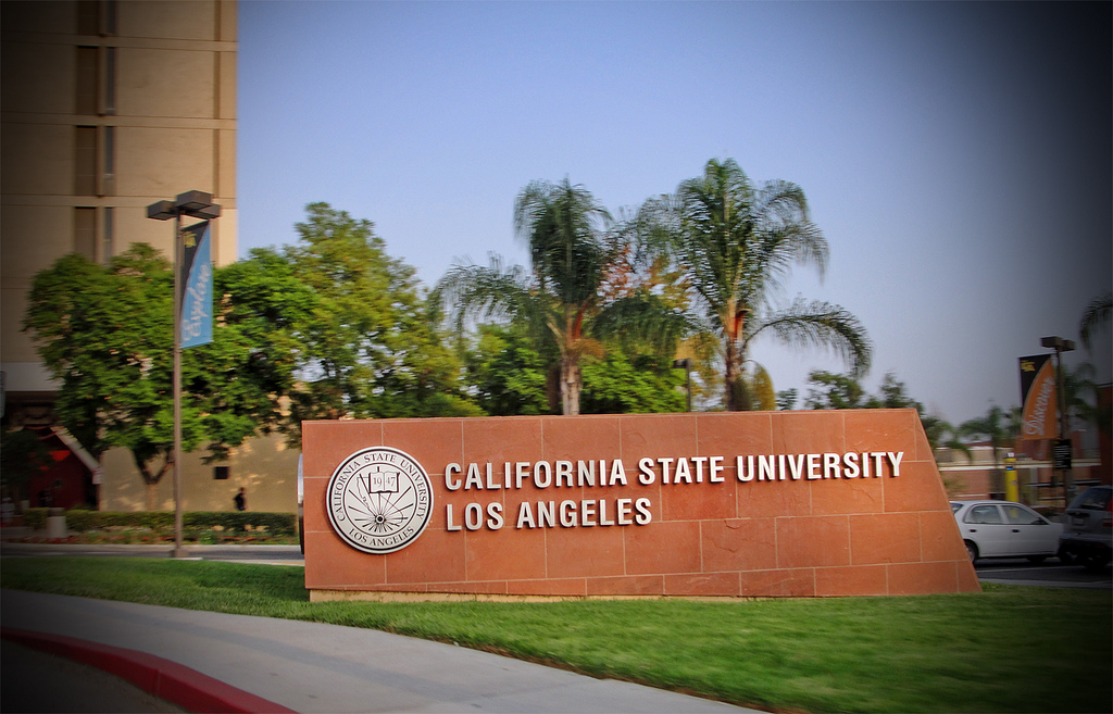 TRƯỜNG CALIFORNIA STATE UNIVERSITY, LOS ANGELES
