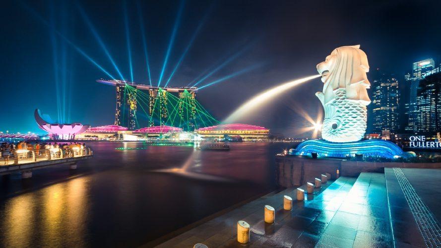 TRẠI HÈ TIẾNG ANH SINGAPORE - 2018