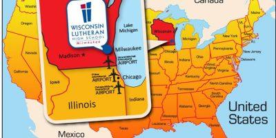 Chào mừng đến với Wisconsin Lutheran – Hoa Kỳ
