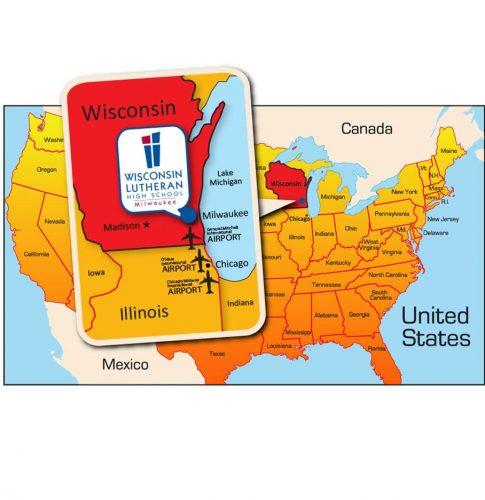 Chào mừng đến với Wisconsin Lutheran - Hoa Kỳ