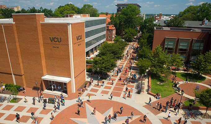 Virginia Commonwealth University - Đại học nghiên cứu thuộc nhóm Tier 1