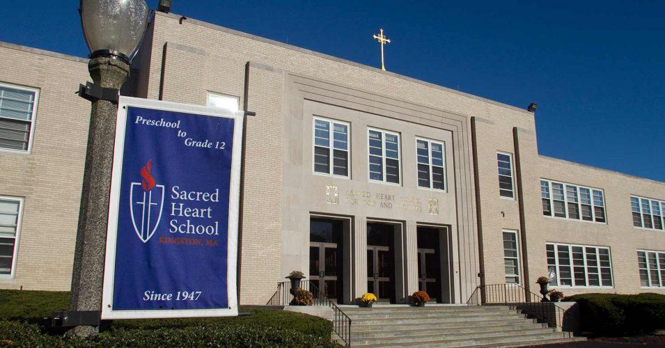 Trường phổ thông trung học Sacred Heart