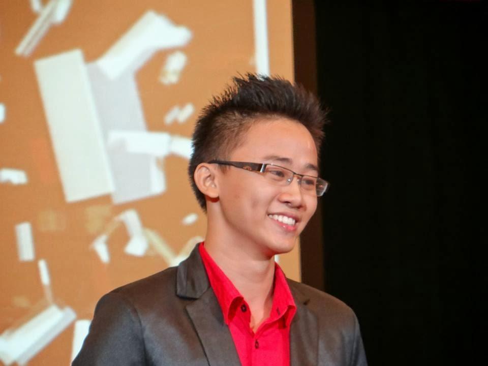 Lâm Huỳnh Thiện Lương: Giám đốc 22 tuổi của công ty kẹo que