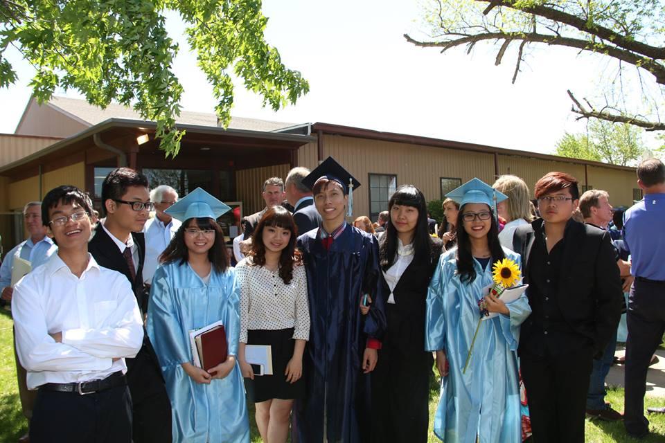 Chương trình học bổng đại học Mỹ của Công ty Phát triển Giáo dục Chìa Khóa Vàng