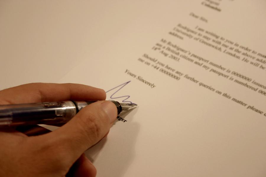 Cách viết một lá thư giới thiệu cuốn hút