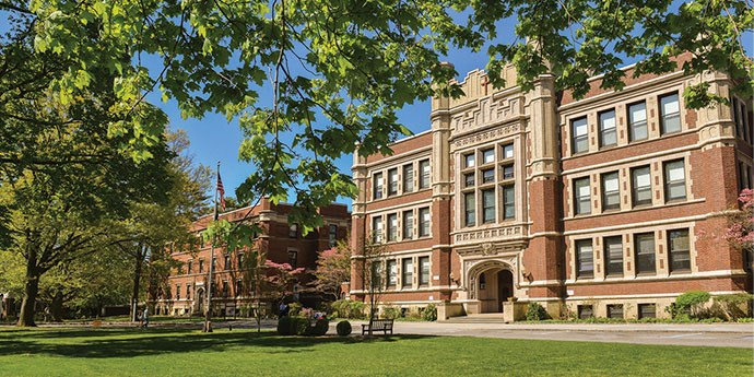 Concordia College NY Main Bldg