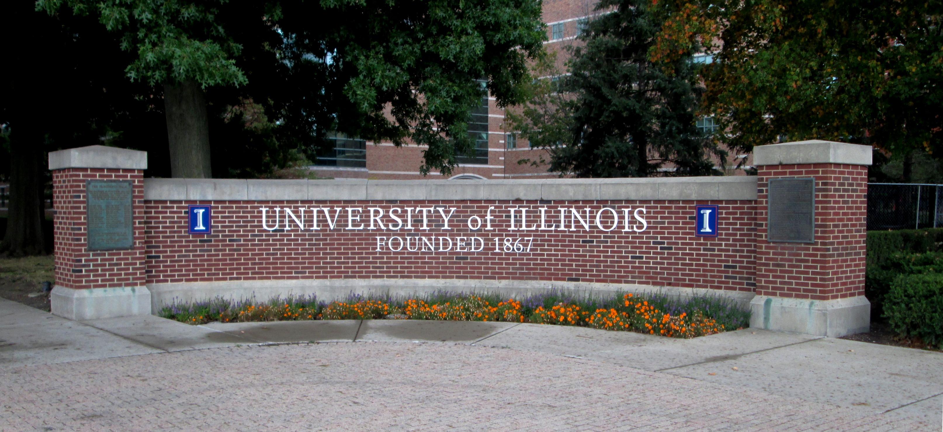 UNIVERSITY OF ILLINOIS – CHICAGO, ILLINOIS