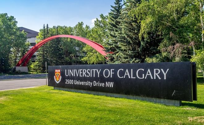 Trường đại học Calgary- 1 trong 10 trường đại học nghiên cứu Top đầu của Canada.