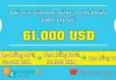Thử sức cùng học bổng toàn phần THPT tại Mỹ 2018 – trị giá 61.000 USD