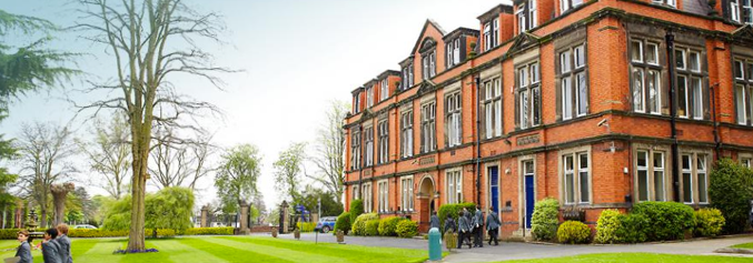 Trường Trung học nội trú Wrekin College