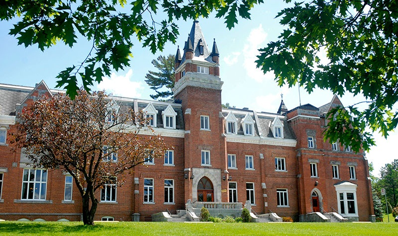 Bishops University trng i hc s mt ti Canada 1