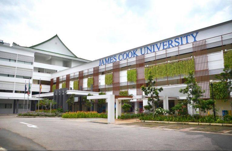 Đại học công lập James Cook