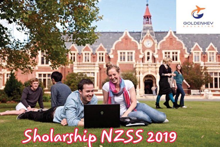 Học bổng CHÍNH PHỦ NEW ZEALAND bậc Trung học (NZSS)