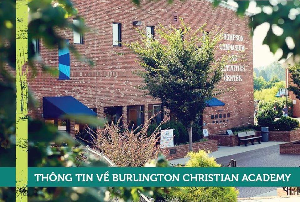 burlington christian academy